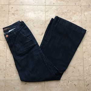 The Limited Wide Legs Jeans